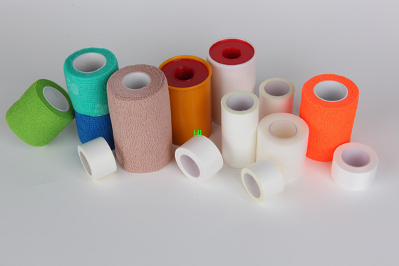 Китай Длина 10m ленты 5m повязки слипчивого гипсолита окиси цинка медицинская дистрибьютор